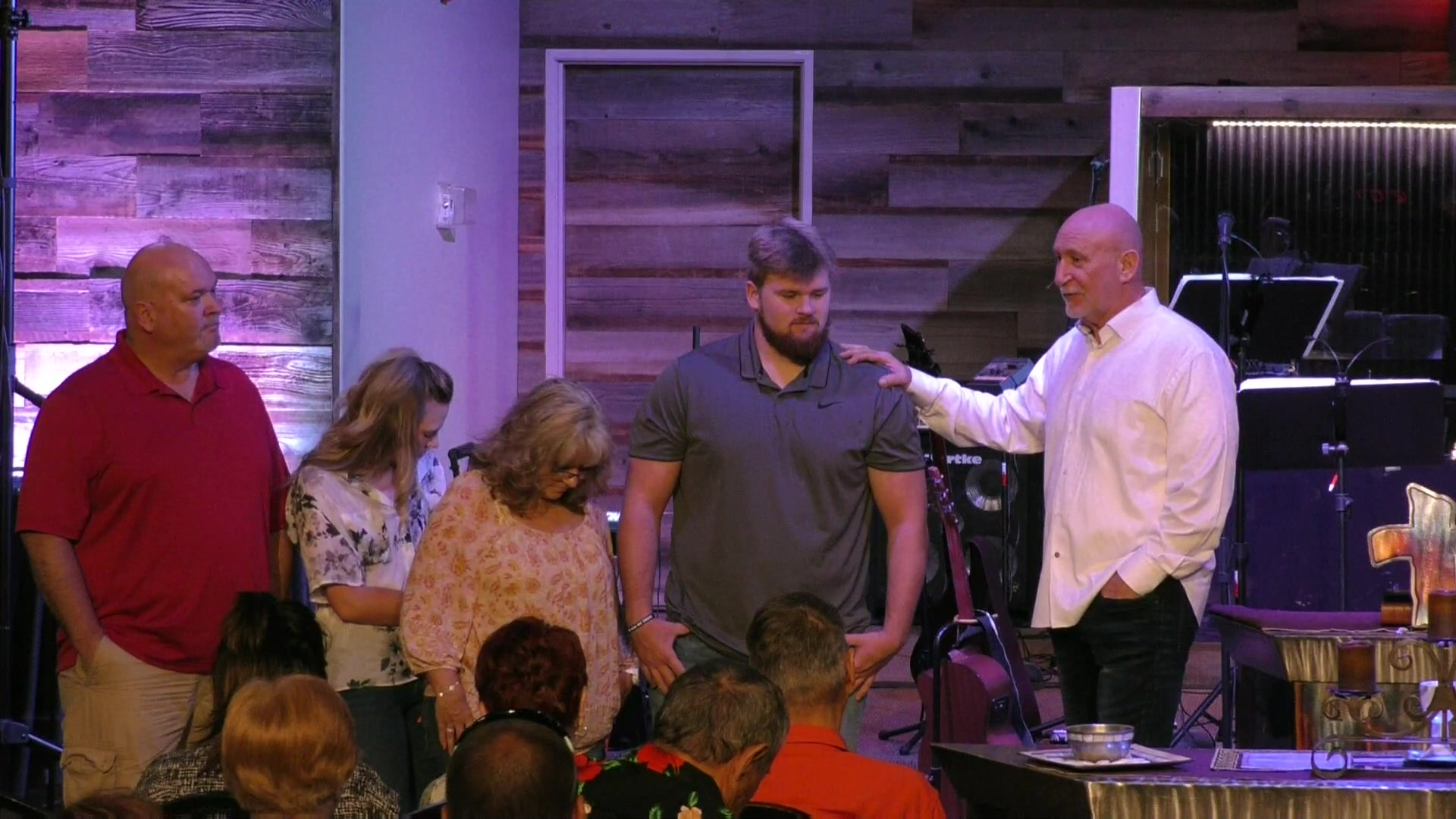 Reunion Worship Service 07/14/2019