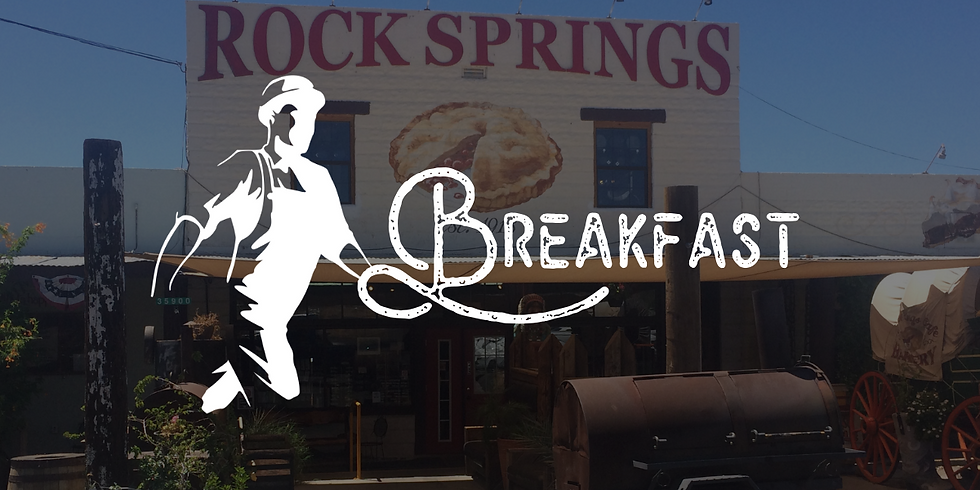 Everyman Monthly Gathering - Rock Springs Café - Bob's Breakfast