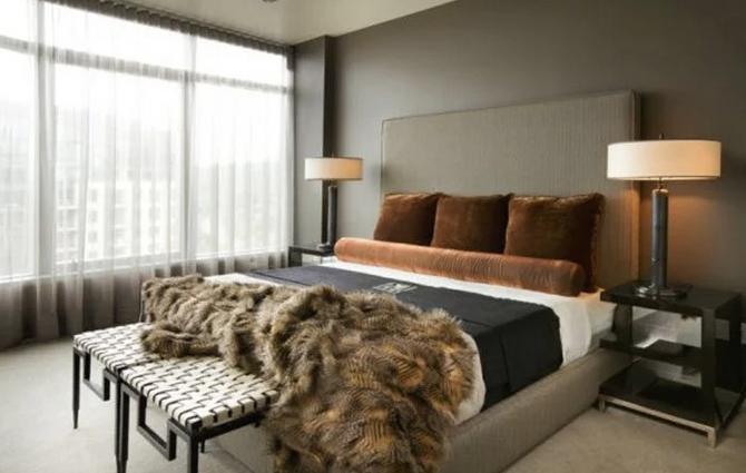 Haz de tu habitación un lugar cálido y acogedor.