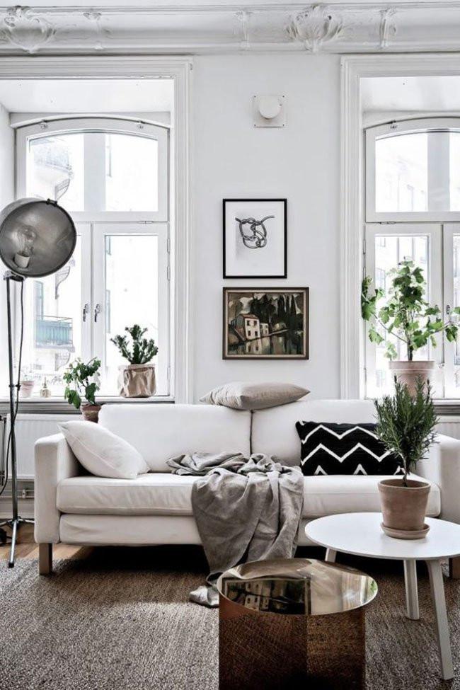 Agrega calidez a tu hogar empezando por tu decoración.