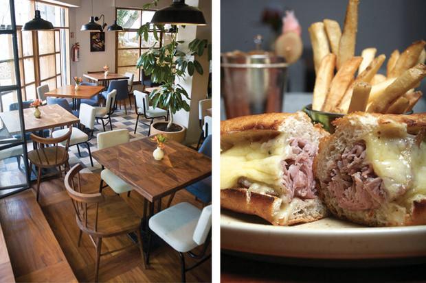 Más que sándwiches; 3 de los mejores sitios gourmet en CDMX.