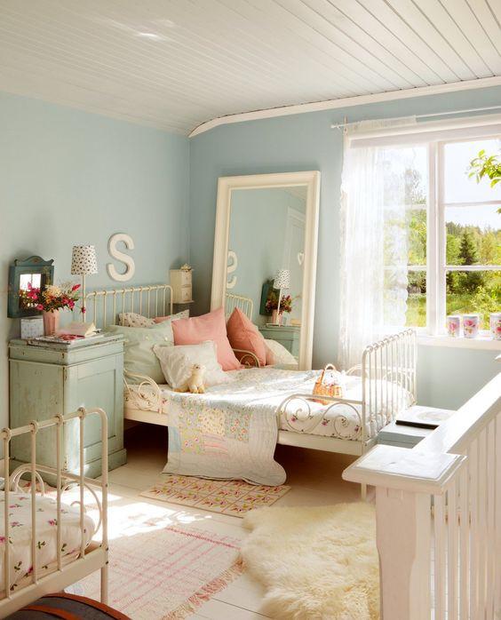 Espacios mágicos / Dormitorios para los más pequeños.