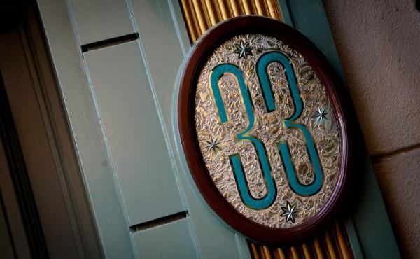 Mi nombre es Disney... Walt Disney. Club 33, el rincón secreto de Disneyland.