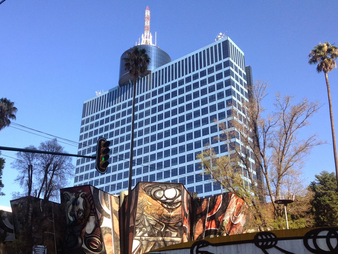 Smartphone? How About SmartBuilding? Edificios inteligentes en CDMX.