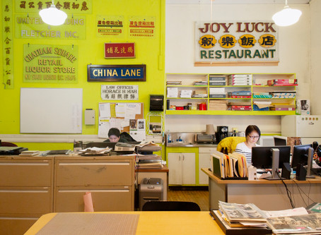 Interview with MOCA Collections and Research Center Director Yue Ma