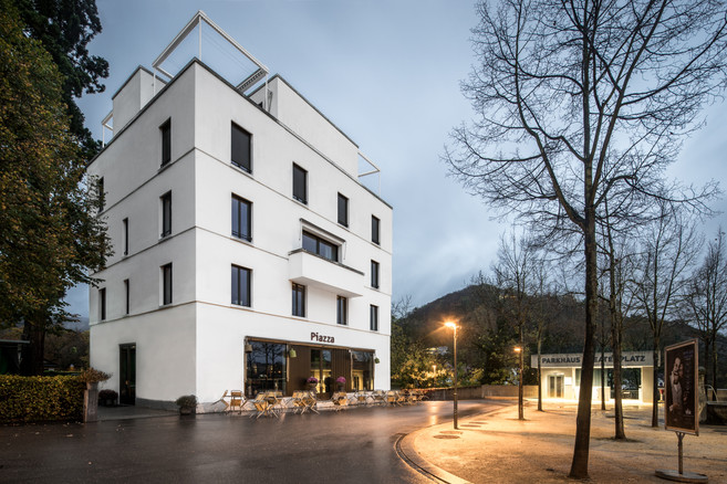 Haus am Theaterplatz, Baden | Diethelm & Mumprecht Architektur