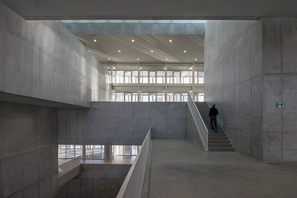 Synathlon, Université de Lausanne UNIL KaramukKuo Architekten