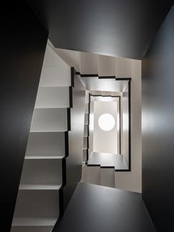 Architekturfotografie Zürich m3 Architekten Einfamilienhaus Adliswil