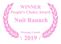 Nuit raunch 2019 logo