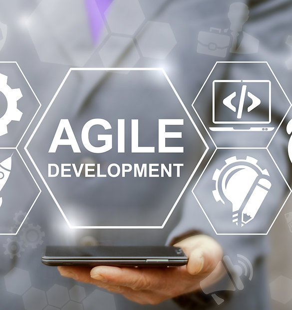 Agile development software coding busine