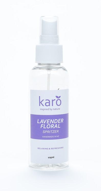 KARO Lavender Floral Spritzer 125ml