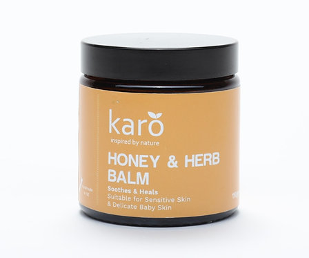 KARO Honey & Herb Balm 110g