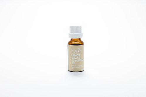 KARO Lemongrass Essential Oil 20ml