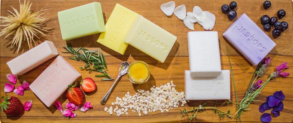 Jessops Soap Platter