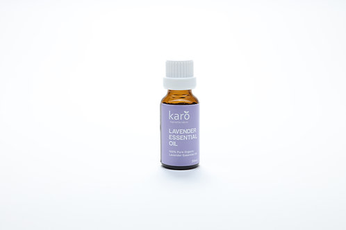 KARO Lavender Essential Oil 20ml