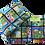 Thumbnail: Wheat Bag - 4 Pocket
