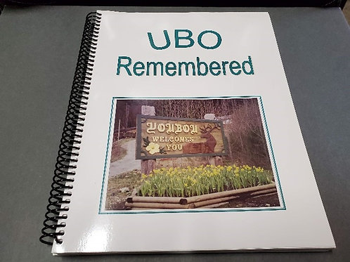 UBO Remembered by Youbou Historical Club