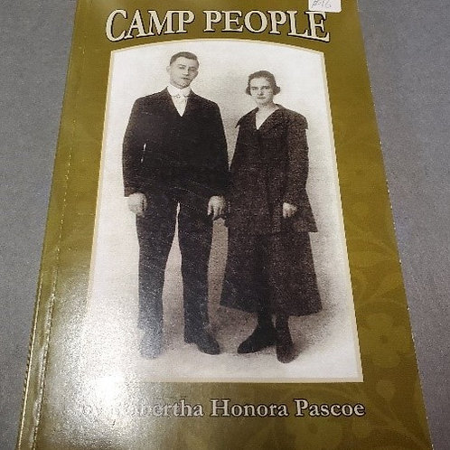 Camp People by Robertha Honora Pascoe (2005)