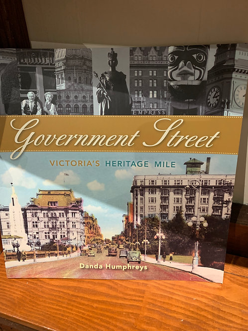 Government Street by Danda Humphreys