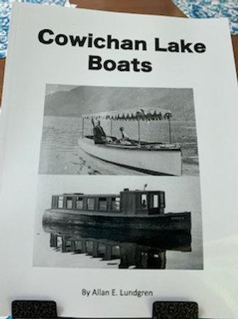 Cowichan Lake Boats by Allan E. Lundgren