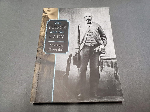 The Judge and the Lady by Marilyn Horsdal