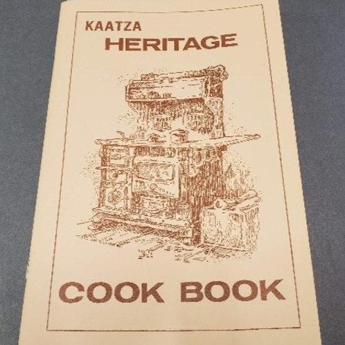 Kaatza Heritage Cookbook
