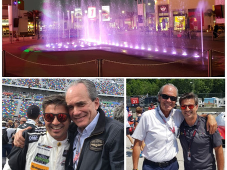 """Fittipaldi about Daytona: """"There's an energy about the place..."""""""