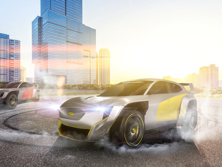 SuperCharge - Electrifying Urban Racing is live!