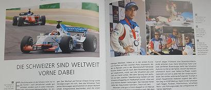 Max Welt gewinnt mit Neel Jani und de A1 Team Switzerland den A1 GP Worldcup of Motorsport 2008
