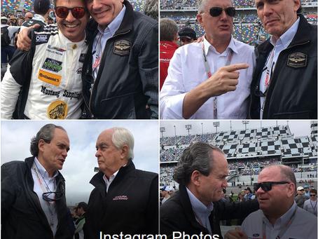 Friends at the ROLEX 24 at Daytona