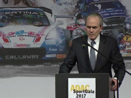 ADAC SportGala - Live-Stream der Laudatio von Max Welti zur Ehrung von René Rast - ADAC Motorsportle