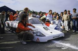 Sauber Mercedes C8 24hs Le Mans 1985