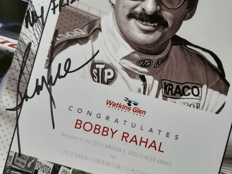 Bobby Rahal - The Graceful Champion