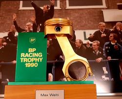 BP Racing Trophy Award 1990