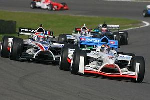 Max Welt gewinnt 2008 mit dem A1 Team Switzerland als Teamprincipal und Seat Holder den A1 GP Worldcup of Motorsport im Bild Neel Jani