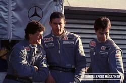 Schumacher / Wendlinger / Frentzen