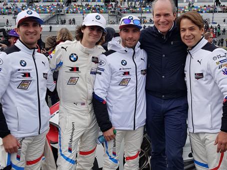 BMW M8 GTE #25 wins Daytona 24h  GTLM Class