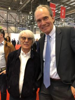 Bernie Ecclestone / Max Welti