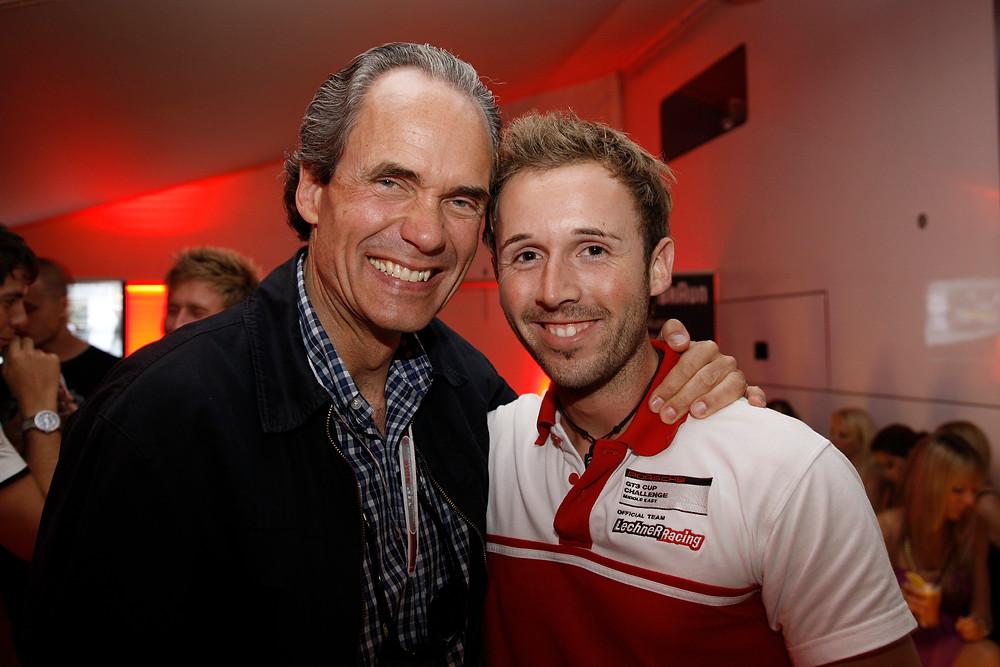 Max Welti und René Rast in Monza 2010