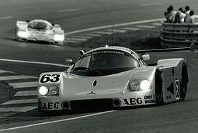 1983 wird Max Weli Teammanager bei Sauber Racing und gewinnt 1990 mit dem Mercedes C9 das 24 Stunden Rennen von Le Mans