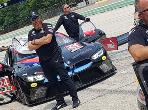 Road America 2018 with BMW and a very special friend
