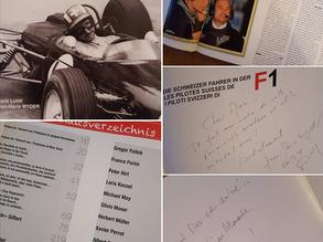 Die Schweizer Fahrer in der F1