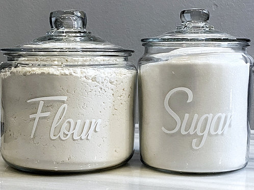Kitchen Labels