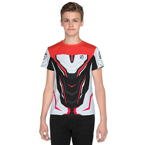 Firestorm Prime Quantum Youth T-Shirt