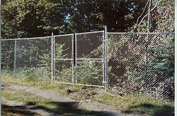 Gates for all types of Industrial Fence by Waynes Fencing