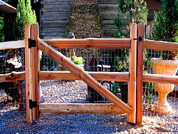 3 Rail Split Rail by Wayne's Fencing