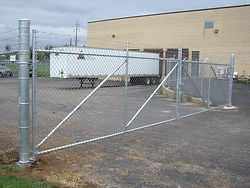 Gates for all types of Industrial Gates Fence by Waynes Fencing