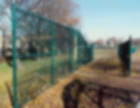 Baseball fence by Wayne's Fencing