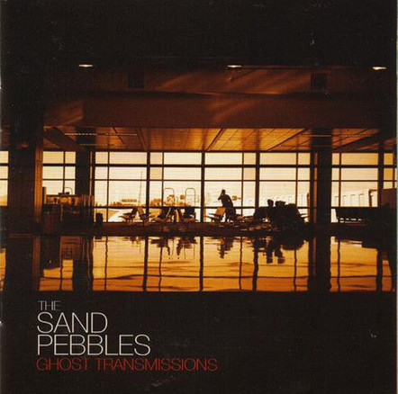 SAND PEBBLES Ghost Transmissions LP