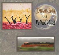 DONNOVAN'S BRAIN-FRAUDBAND Split LP
